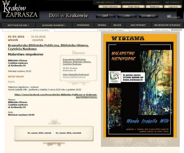 http://krakow.zaprasza.eu/wydarzenia/Wydarzenie.php?event_id=18518