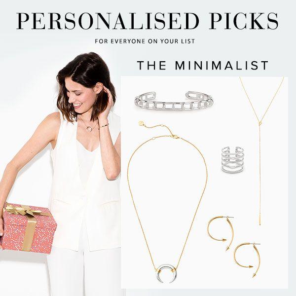 Gift Guide - The Minimalist | Stella & Dot UK/IE