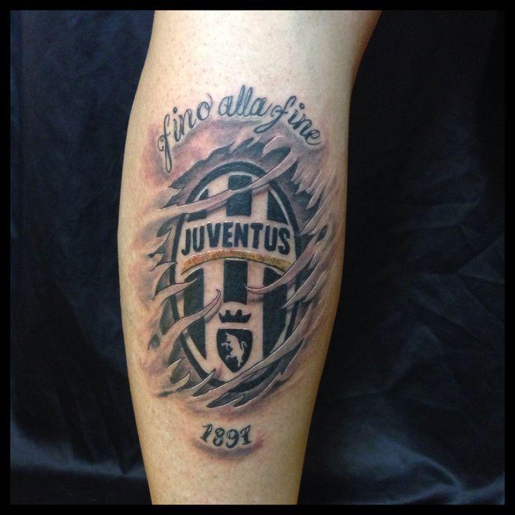 Juventus tattoo logo