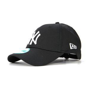 Casquette Incurvée New Era New York Yankees Noir 940