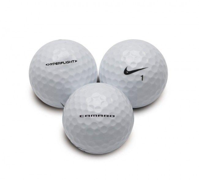 Cuidado envidia evaporación  Camaro Nike Hyperflight Golf Balls Launch it off the tee and stop it on the  green. The 3-piece construction of the Nike Hyperflight b…   Golf ball, Golf,  Golf bags