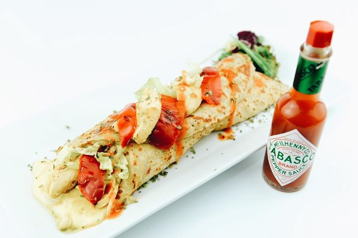 Ándelee!! Burrito de pollo al estilo mejicano!🌮🌶 #burrito #mexicanfood #crepe #crepelover #foodie #bcn