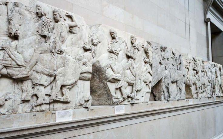 Elgin Marbles British Museum Ancient History Ancient British Elgin History Marbles Museum 2020