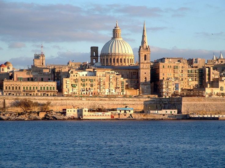 Location:  Malta.  I actually had dinner on the opposite side of this view and this was the backdrop.   Breathtaking!