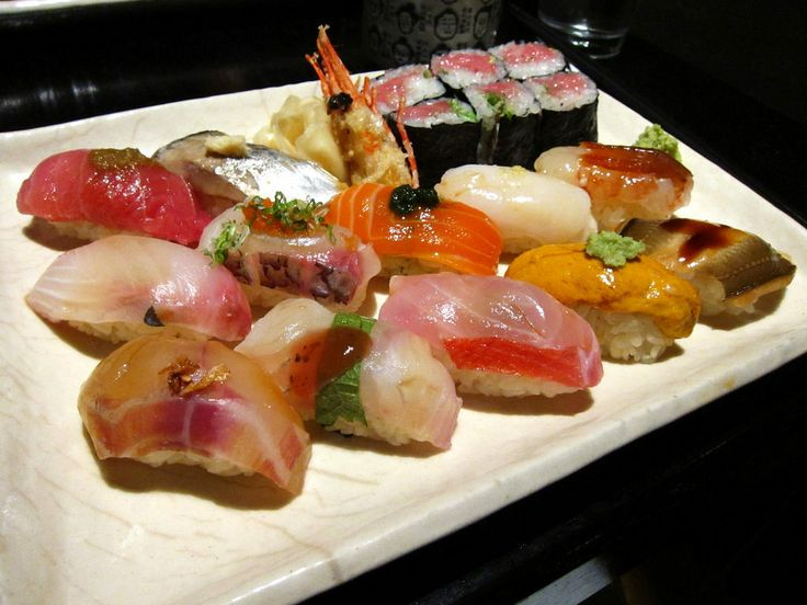 #Sushi #Omakase at Sushi Yasuda, New York. #WhereToEat