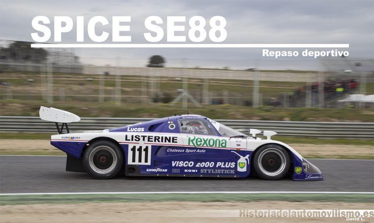 Spice SE88