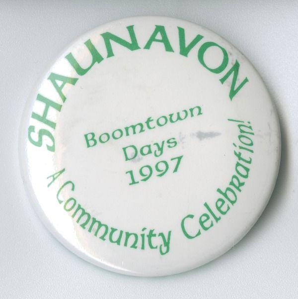 Shaunavon Boomtown Days 1997 A Community Celebration ... | saskhistoryonline.ca