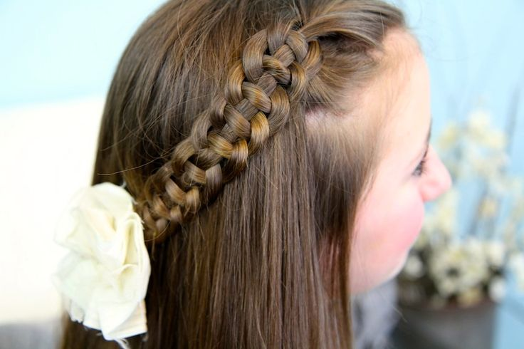 Hairstyles For Long Hair Cgh : ... Cute Girls Hairstyles, Strand Braids, Girl Hairstyles, Hair Style