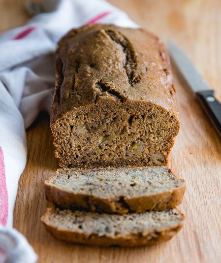 Healthy Banana Bread | These nutritious morning meals are quick to prepare. Enjoy them at home—or as you're sprinting out the door.