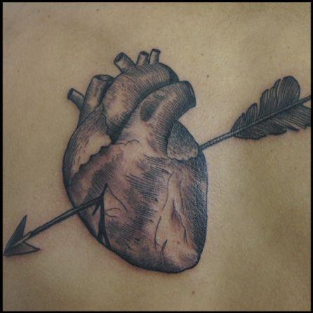 Tattoo by Mitchell Cooper Lloyd