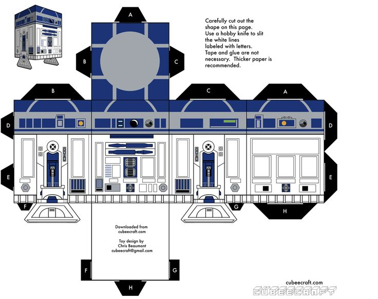 R2D2 Cubee                                                                                                                                                                                 More