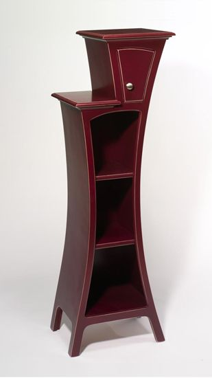 Cabinet No.4 by Vincent Leman: Wood Cabinet available at www.artfulhome.com