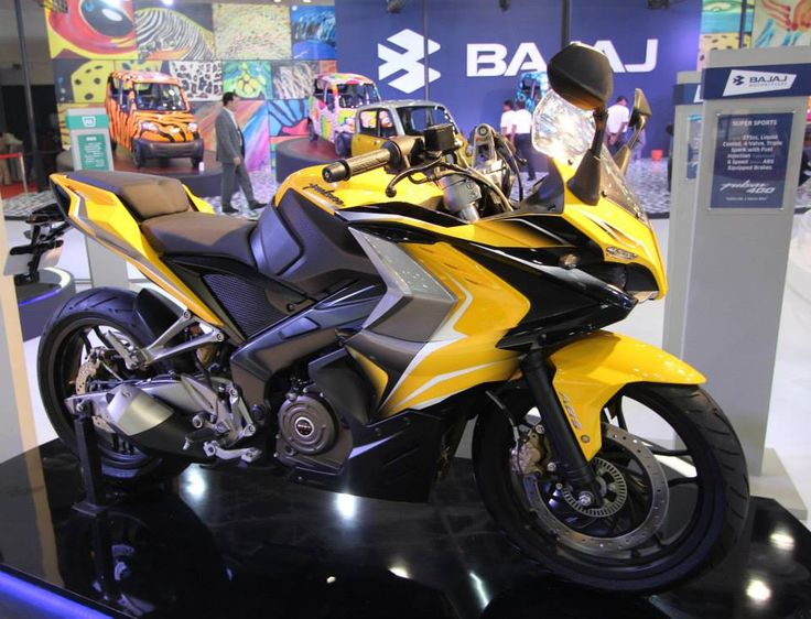 Bajaj Show New Pulsar ss400 concepts and designs in the Auto Expo 2014  #autoexpo2014