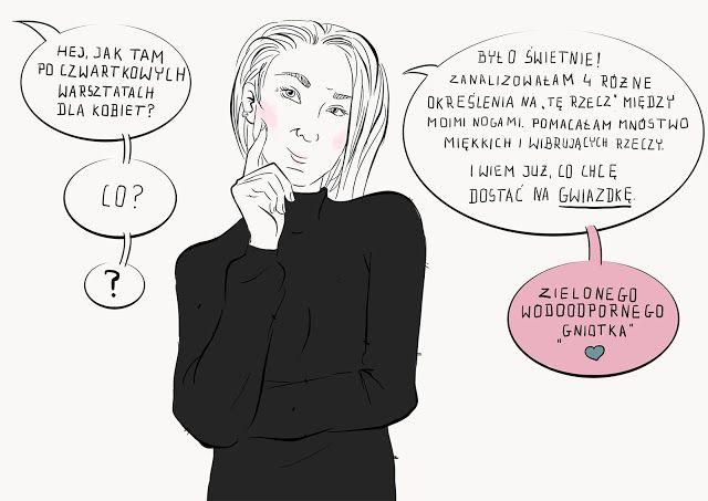 Anna Alternatywnie: Kartka z kalendarza: Jesienne proseksusalne warsztaty dla kobiet