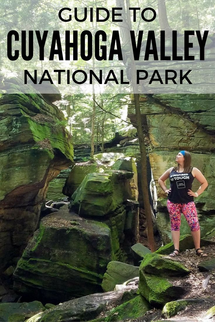 Guide to Cuyahoga Valley National Park                                                                                                                                                     More