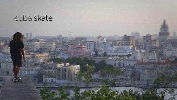 Cuba Skate - Clube do skate
