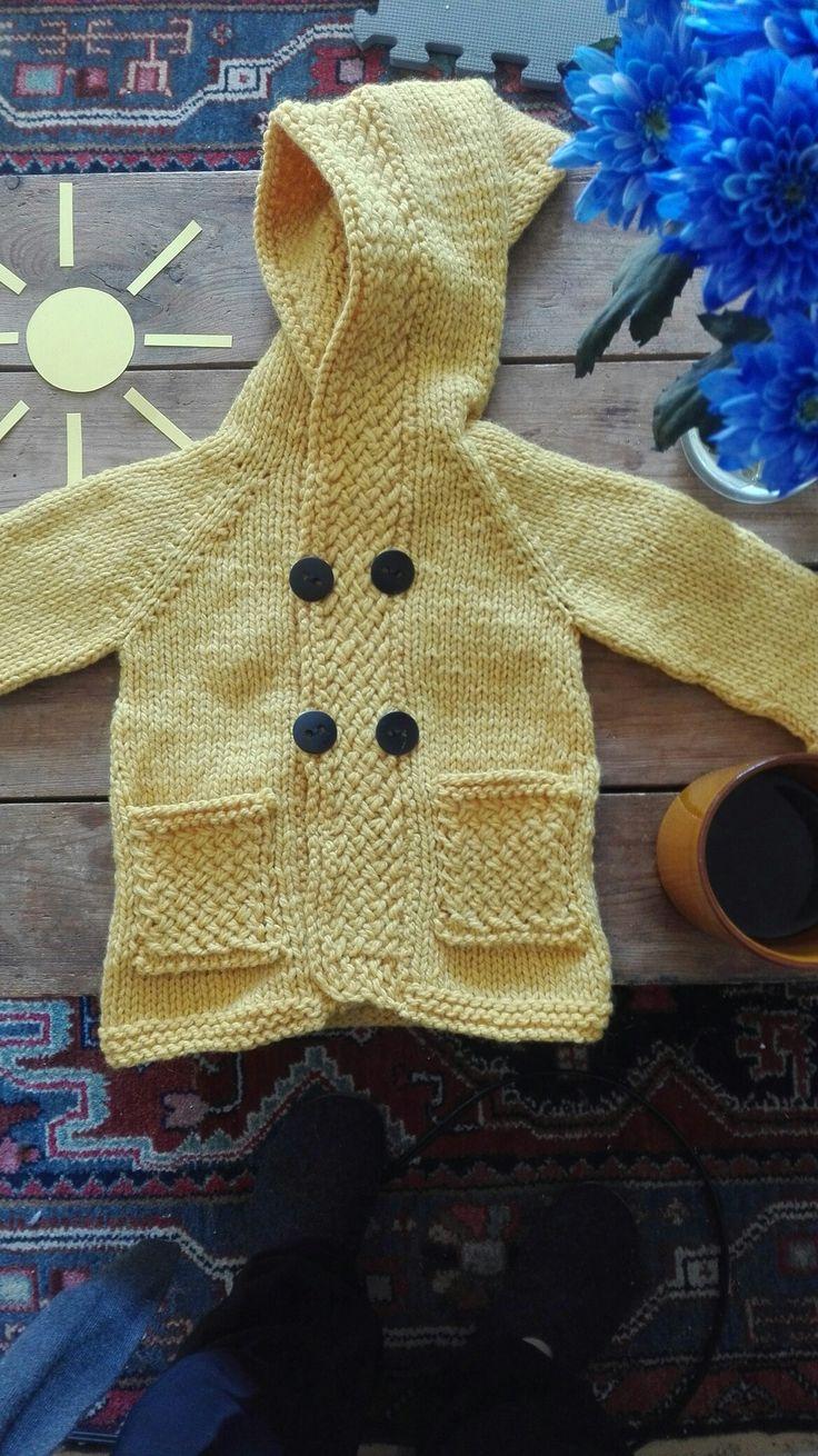 Snorres sunshine sweater