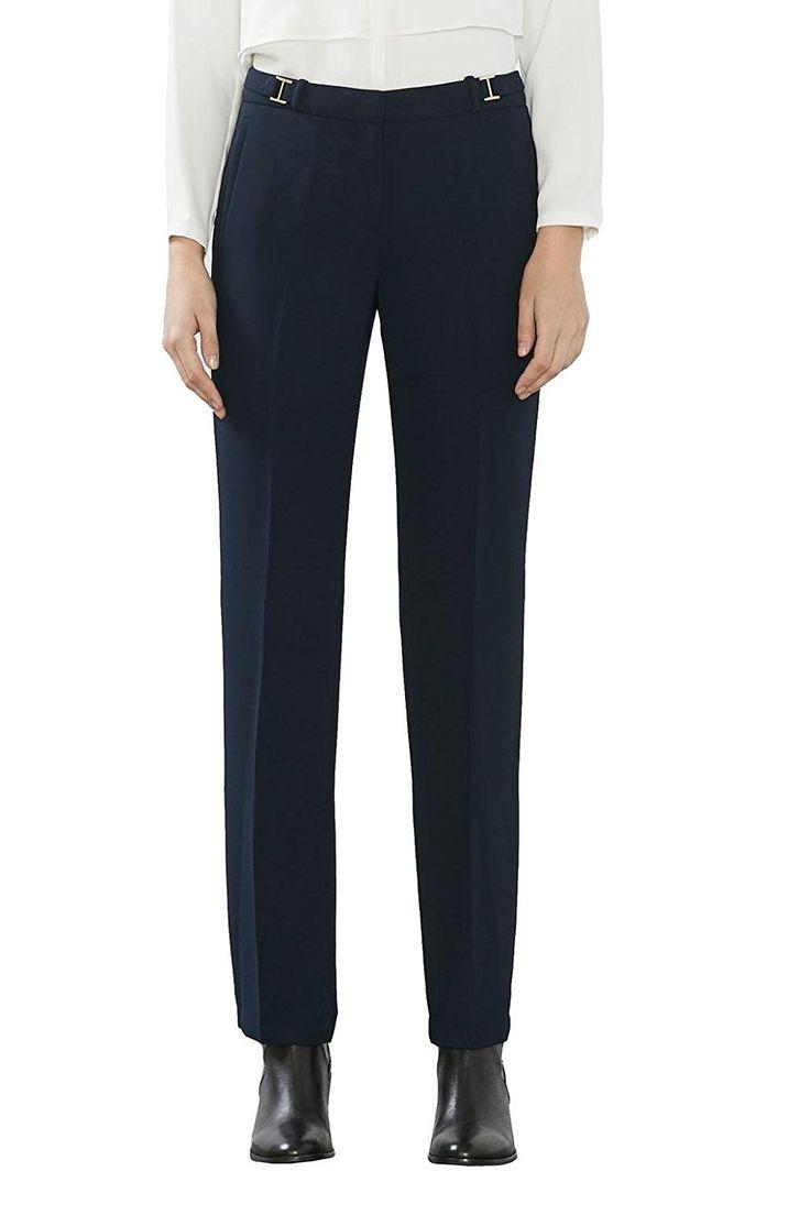 ESPRIT Collection Women's Trousers 017EO1B005: Amazon.de: Bekleidung