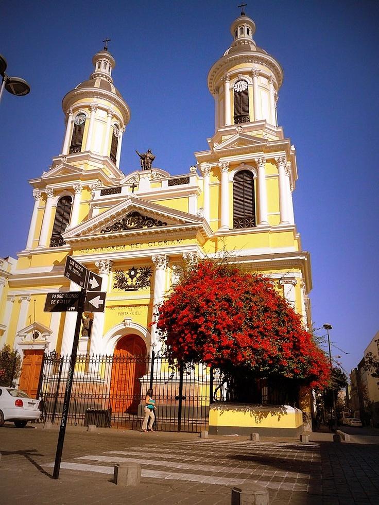 Iglesia San Ignacio de Loyola (Calle Alonso de Ovalle)