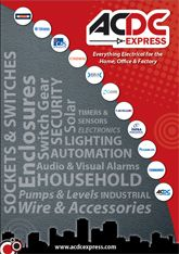 :: ACDC Express Electrical Supplies:: Catalogues