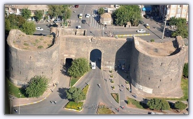 Diyarbakır Kalesi - Diyarbakır Surları ve Burçlar - Sayfa 2 - Forum Gerçek