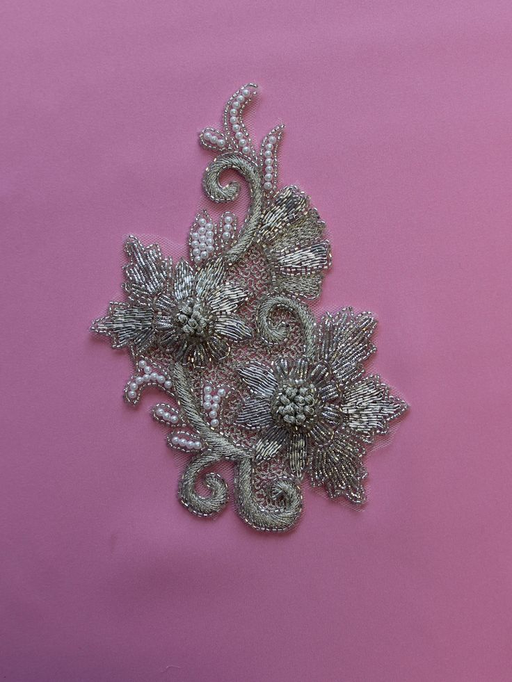 Crystal Embroidery - Thrace
