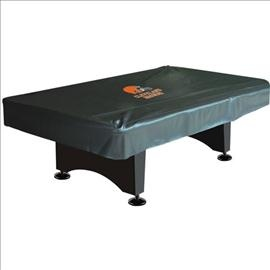 #Cleveland #Browns Deluxe 8ft Pool Table Cover