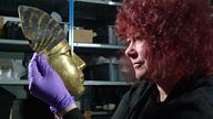 Immortal Egypt with Joann Fletcher (BBC 2) .