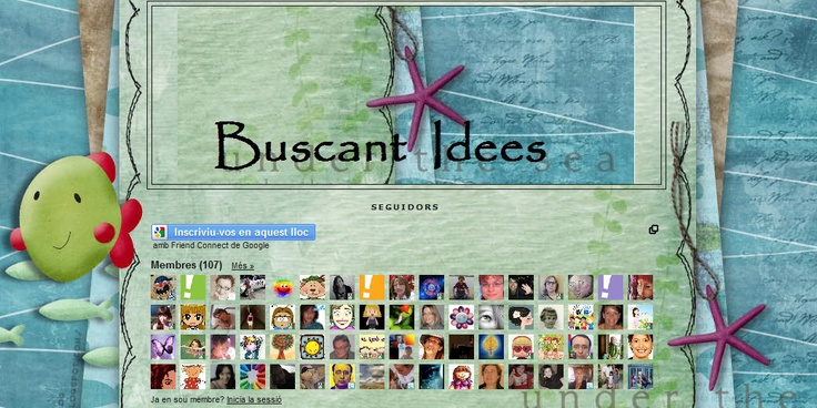 Buscant Idees