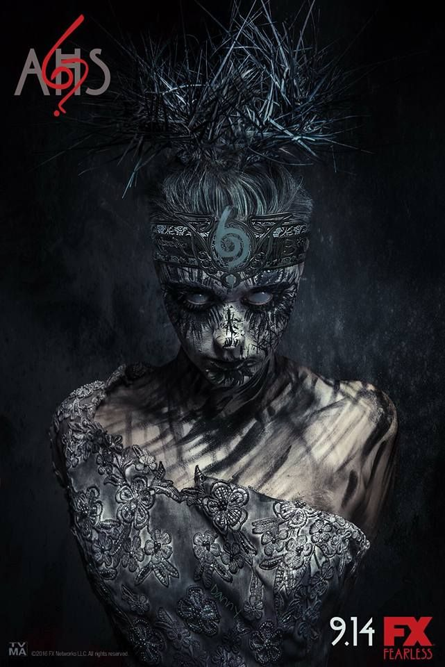 American Horror Story season 6 poster #americanhorrorstory #poster #movieposter