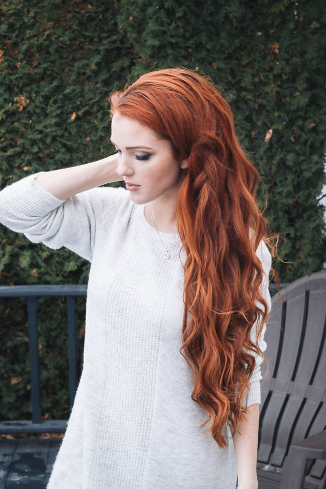 Best 25+ Long red hair ideas on Pinterest