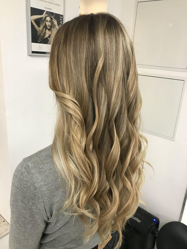 Nährstoffe Haare
