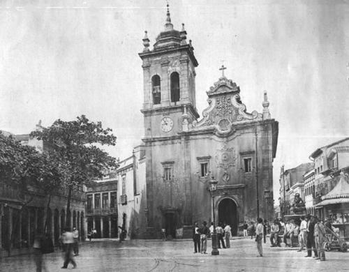 Largo de Santa Rita – 1900