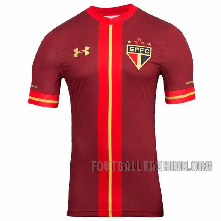 São Paulo FC 2015 2016 Under Armour Third Football Kit