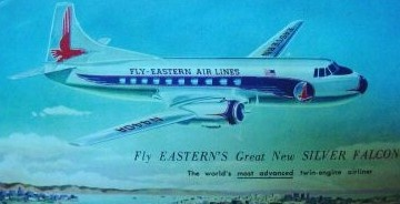Eastern Air Lines History by EARA