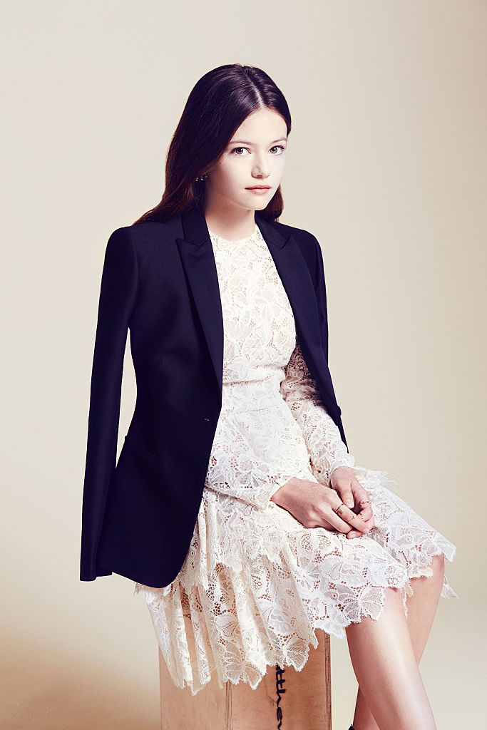Mackenzie Foy, born on November 10, 2000