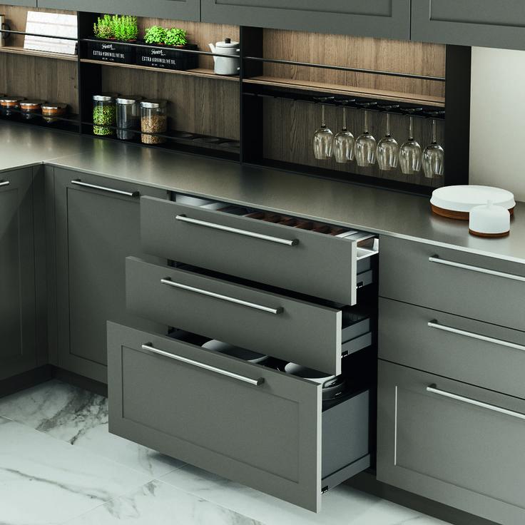 29 Best European Kitchen Design Images On Pinterest