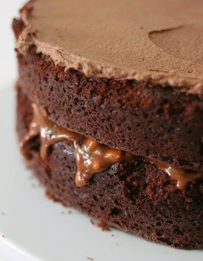 Bizcocho-chocolate-snickers