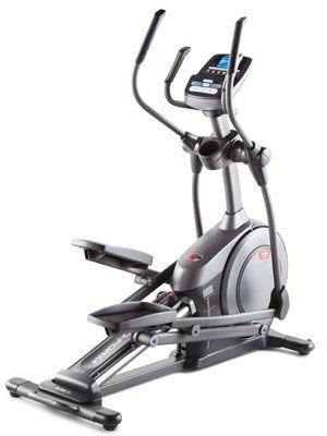 ProForm 510 E Elliptical - http://fitnesszone.exercise-equipment-for-home.com/proform-510-e-elliptical/