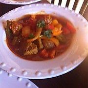 Lamb Jalfrazie at Mother India Restaurant | 3572 Leavenworth St, Omaha, NE