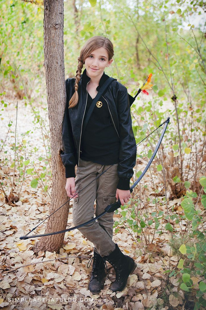 DIY Katniss Costume
