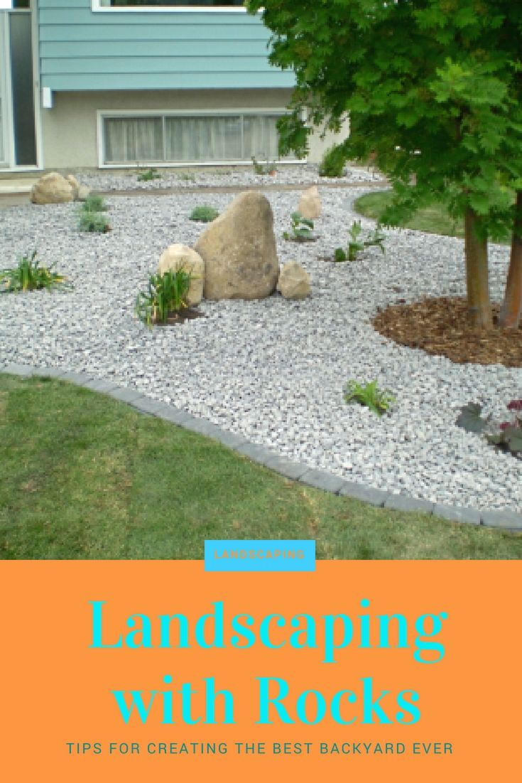 Rock landscaping tricks for great yards