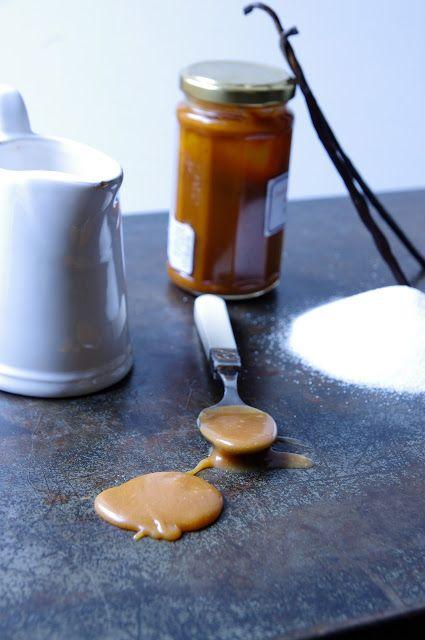 Sauce caramel inratable