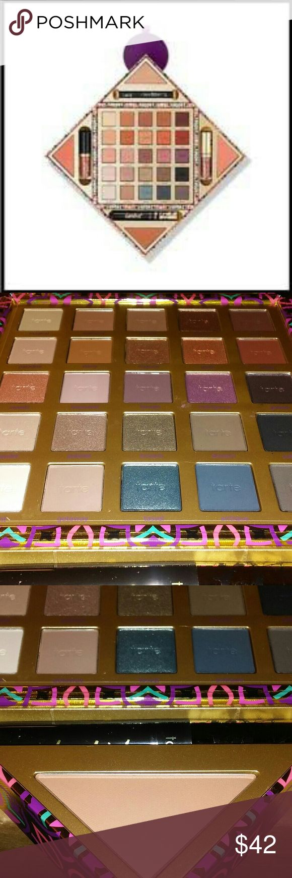 BNIB LE Tarte Magic Star Holiday Collectors Set! Brand new, never swatched nor used, BNIB LE Tarte Cosmetics Magic Star Collector's Set for Holidays 2017. Perfect for any season and travel!! Terrific Gift! Comes with receipt upon request. Guaranteed authentic or money back!  Please contact me with questions. No trades! No returns! Happy Shopping! Bundle to save $$$! Retail $49 plus taxes!  #tarte #holiday #blushbliss #blush #limitededition #authentic #buriedtreasure #eyeshadow #palette…