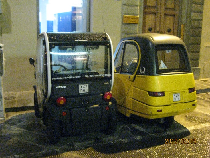 Teeny Weeny Cars