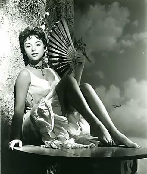 Rita Moreno... vintage.