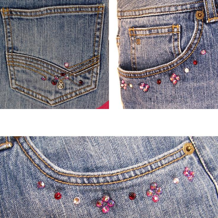 ruffled denim skirt | Custom DIY Coral Ruffle Blue Jean Denim MINI SKIRT 16 - Skirts
