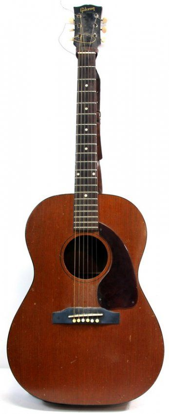 "Gibson LGO 3.75"" Hollow Body Acoustic Guitar. 8/7, 5pm"