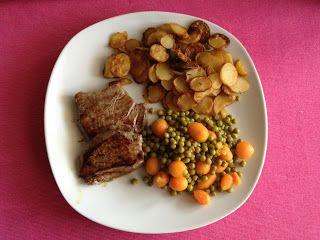 Une Fille WW: Pommes de terre plaisir