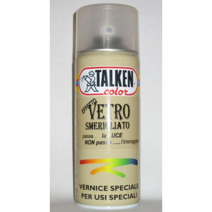 Effetto vetro smerigliato spray ml 400